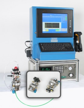 Compact Leak Test Station