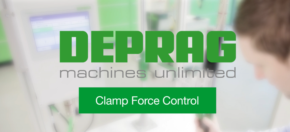 Clamp Force Control